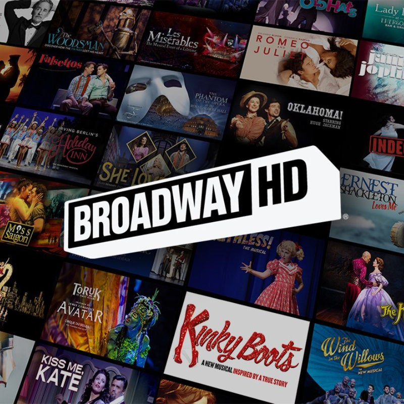 An offer from BroadwayHD and WestCoast Entertainment
