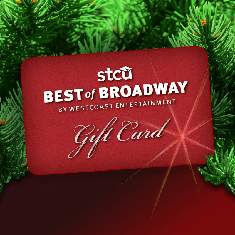 More Info for Give the Gift of Broadway Entertainment