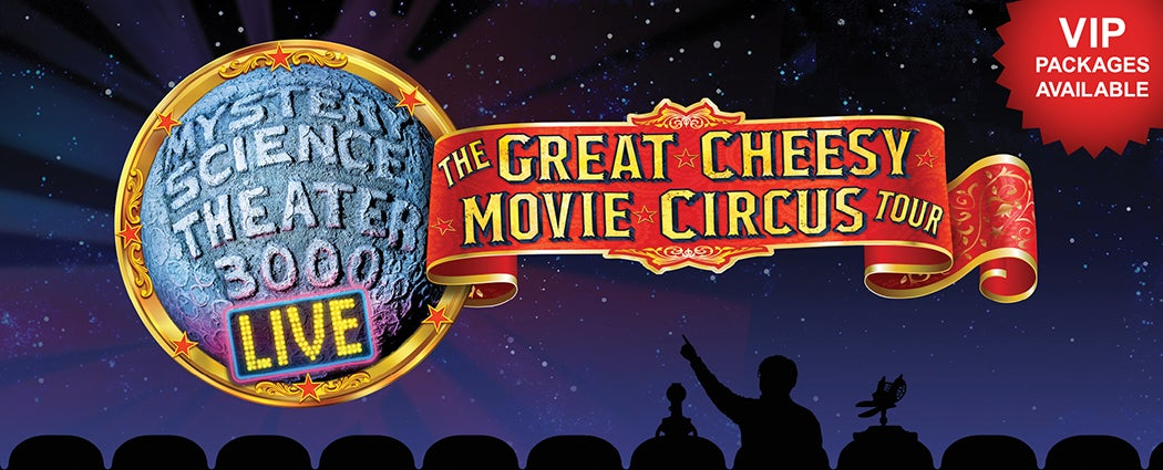 Mystery Science Theater 3000 Live Photo