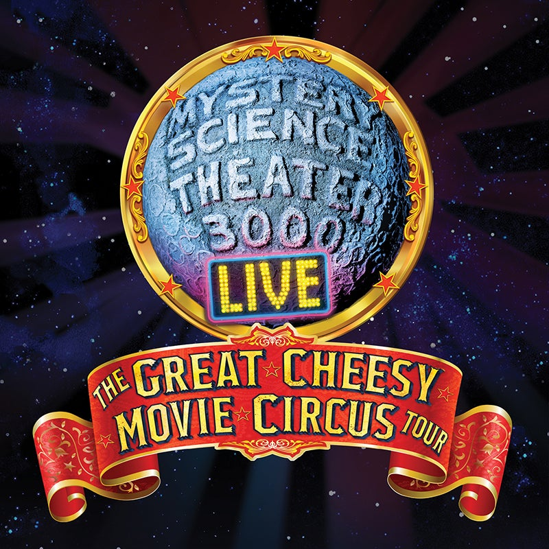 More Info for Mystery Science Theater 3000 Live
